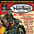 Reverend Horton Heat and Unknown Hinson headline Southern Fried Sunday's massive 10th anniversary show