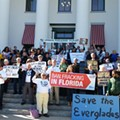 Anti-fracking activists descend on Tallahassee