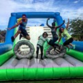 Insane Inflatable 5K is about to blow up this weekend in Kissimmee