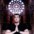 Freedumb's the name of the game when Jim Jefferies stands up at the Plaza on Sunday
