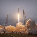 SpaceX will attempt to launch a satellite into orbit Tuesday night
