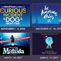 Strong slate of shows announced for the 2016-2017 Broadway Across America season