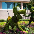 Epcot's International Flower & Garden Festival starts today