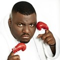 Aries Spears brings side-splittingly accurate impressions to the Improv this weekend