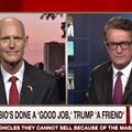 "Gov. Rick Scott gets kicked off MSNBC's <i>Morning Joe</i> for ""weak, sniveling political pandering"""