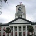 This year's legislative session in Tallhassee winds down with an eerie quiet