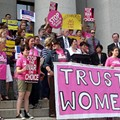 Planned Parenthood gives 12,000 petitions opposing abortion bill to Rick Scott