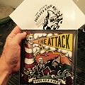 Orlando street-punk quartet The Attack releases new disc single