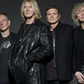 Def Leppard returns to Amway sans laryngitis