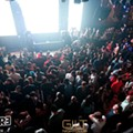 Someone tried to blow up Gilt Nightclub last night
