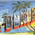 Celebrate more than 500 years of Florida's poorly dressed vistors at the History Center's Tacky Tourist Party
