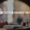 Florida restaurants will band together to raise money for OneOrlando Fund on June 30