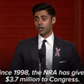 Daily Show's Hasan Minhaj calls out Congress for being 'complicit in the deaths of thousands'