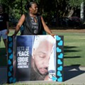 Survivors honor Pulse shooting victim Eddie Justice at Lake Eola vigil
