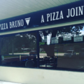 Pizza Bruno opening soon-o, as soon as he can get through permitting