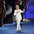 Clinton strives for unity as Democratic convention ends