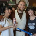 Audubon Park's annual May the Fourth Be With You Sip & Stroll anchors a daylong celebration of Star Wars