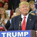 Donald Trump will be in Sanford today