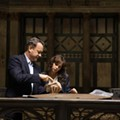 'Inferno' is absurd and pointless, but goofy enough to be entertaining