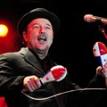 Rubén Blades anchors an iconic lineup of Afro-Caribbean delight at La Salsa Vive