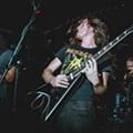 Boston band Black Mass go metal thrashing mad at Haven tonight