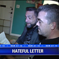 Florida gay couple receives hate mail after election