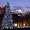Help decorate Thornton Park's Christmas tree next Wednesday