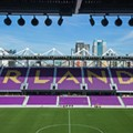 Orlando City hosts an open house at the newly renamed Exploria Stadium