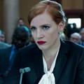 As D.C. lobbyist 'Miss Sloane,' Jessica Chastain takes on the gun lobby