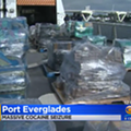 The U.S. Coast Guard just dropped off 26 tons of cocaine in Fort  Lauderdale