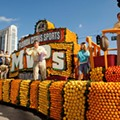 Florida Citrus Parade returns to give downtown its annual overdose of Vitamin C