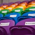 Orlando City Soccer Club unveils rainbow seats honoring Pulse victims