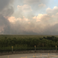 More than 18,000 acres of the Florida Everglades has burned in not quite 48 hours