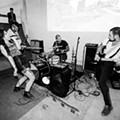 Miami punks No Dice play their first out-of-town show at Sandwich Bar