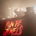 Run the Jewels validate hype as hip-hop's most blinding light right now (The Beacham)