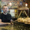 Hakan Ogun left a career in IT to follow his bliss at Cafe 34 Istanbul