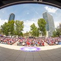 USWNT watch party at Lake Eola proves soccer is a big deal in Central Florida