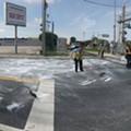 Hydraulic spill halts Orlando traffic on Orange Blossom Trail and Colonial Drive