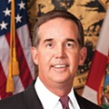 Florida's chief financial officer steps down from cabinet post