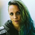 War on Women singer Shawna Potter to read from her new book at Park Ave CDs next week