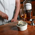 Osprey Tavern and Bowmore scotch team up for an oyster luge on Saturday