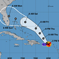 Eight Puerto Rico flights canceled at Orlando International airport in advance of Tropical Storm Dorian