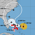 Hurricane Dorian winds intensify to 150 mph, Central Florida still within 'cone of uncertainty'