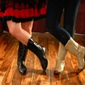Giddy Up Go play classic country tunes at Casselberry's German American Society's Western Dance