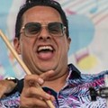 Percussionist supreme Tito Puente Jr to play the Casselberry Latin Jazz and Art Festival this month