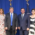 Ron DeSantis will join Donald Trump at Villages rally