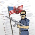 Welcome to Roll Call, a Facebook group set up by a violent militia leader that's full of EMTs and cops