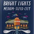 Burrow Press takes over the Orange Studio for the release of Nathan Holic's <i>Bright Lights, Medium-sized City</i>
