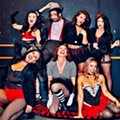 Blacklist Babes and Foxy's Den team up for a night of burlesque at Iron Cow