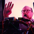 Wham City pied piper Dan Deacon commands a gleeful mob at Will's Pub